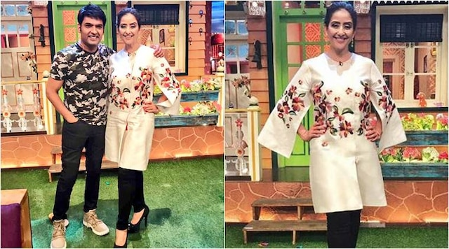 The Kapil Sharma Show' actress Sumona Chakravarti worked as