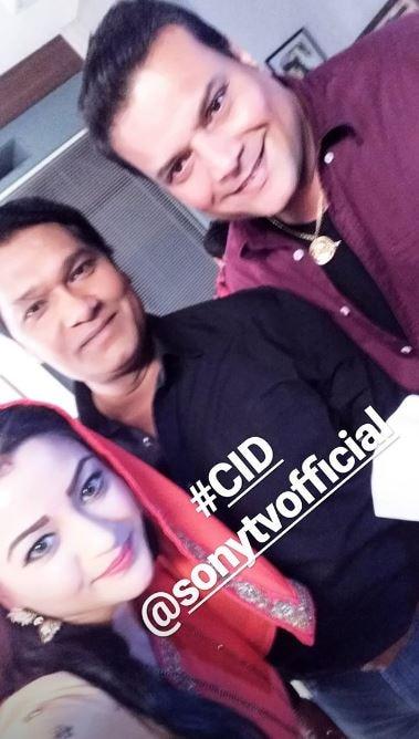 C I D: Meet Inspector Daya's wife, Shruti Rawat