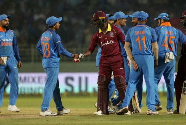 West Indies Tour Of India 2018 Full Time Table Schedule When